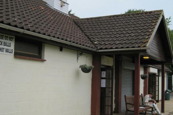 Bernard Weston Pavilion