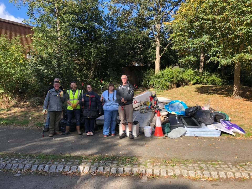 Next Community Clean Up – Saturday 4th April 2020