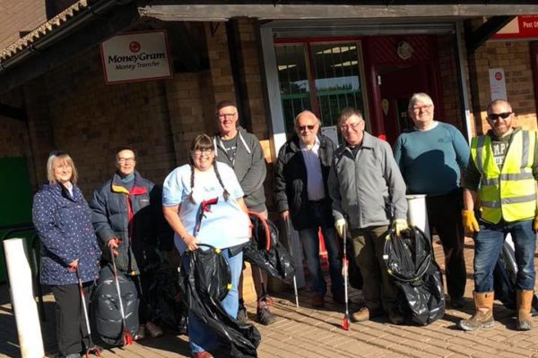 Ecton Brook Community Clean up