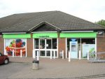 External photo of the Co-op at Bellinge, Northampton