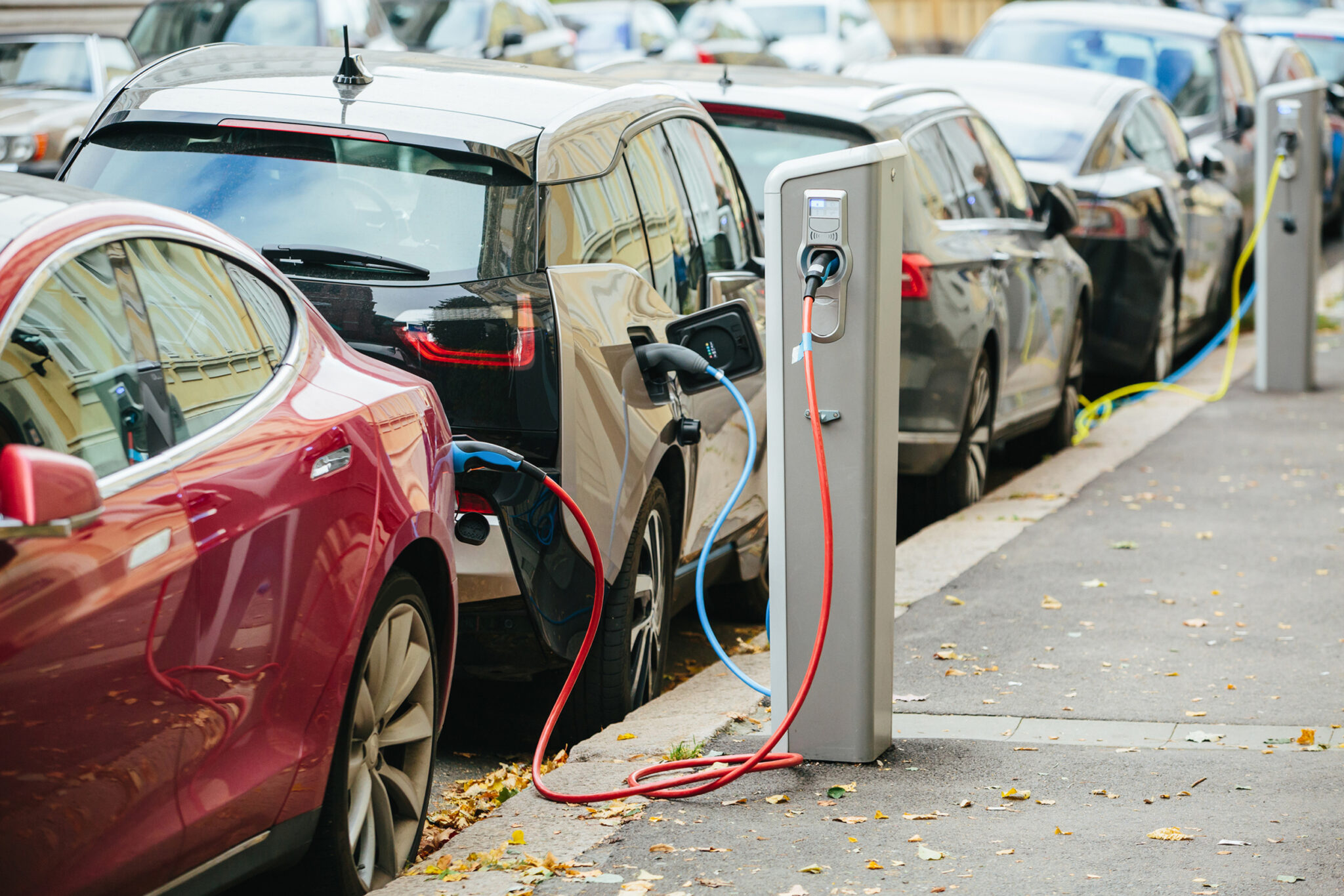Proposed Installation of electric charging points