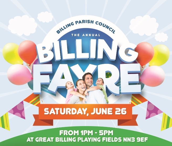 Billing Summer Fayre – Fun for all the family!